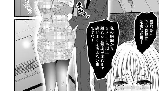 DL同人新作「俺自慢の巨乳美女スパイがリアルオナホに堕ちた件」好評発売中です!( ^ω^ )